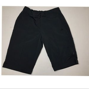 🎄Adidas Climaproof black shorts/medium